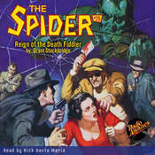 Spider #20, The: Reign of the Death Fiddler Audiobook, by Grant Stockbridge