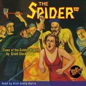 Spider #64, The: Claws of the Golden Dragon, by Grant Stockbridge