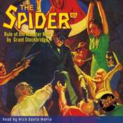 Spider #69, The: Rule of the Monster Men Audiobook, by Grant Stockbridge
