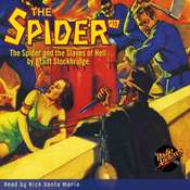 Spider #70, The: The Spider and the Slaves of Hell Audiobook, by Grant Stockbridge