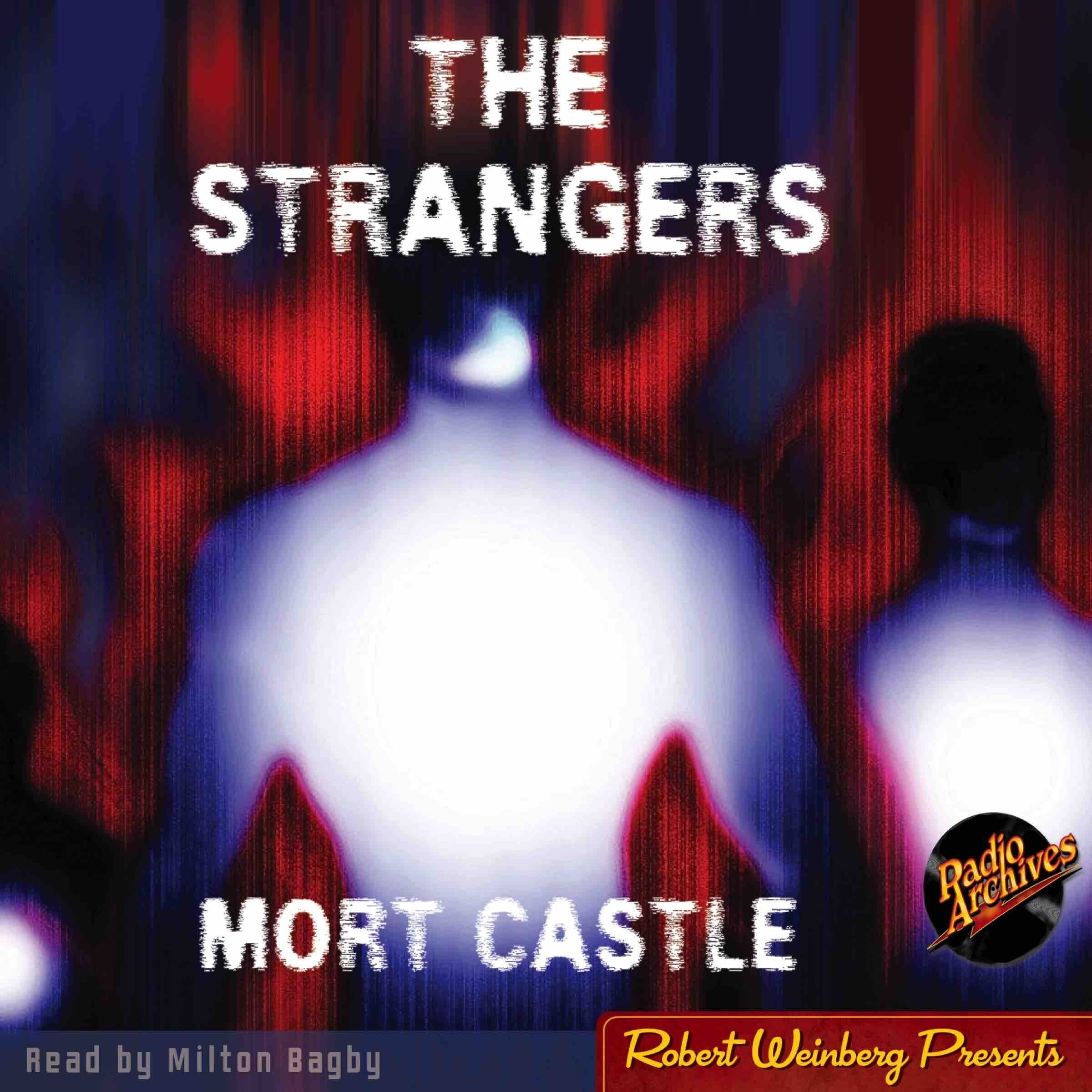 Printable The Strangers Audiobook Cover Art