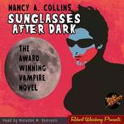 Sunglasses After Dark, by Nancy A. Collins