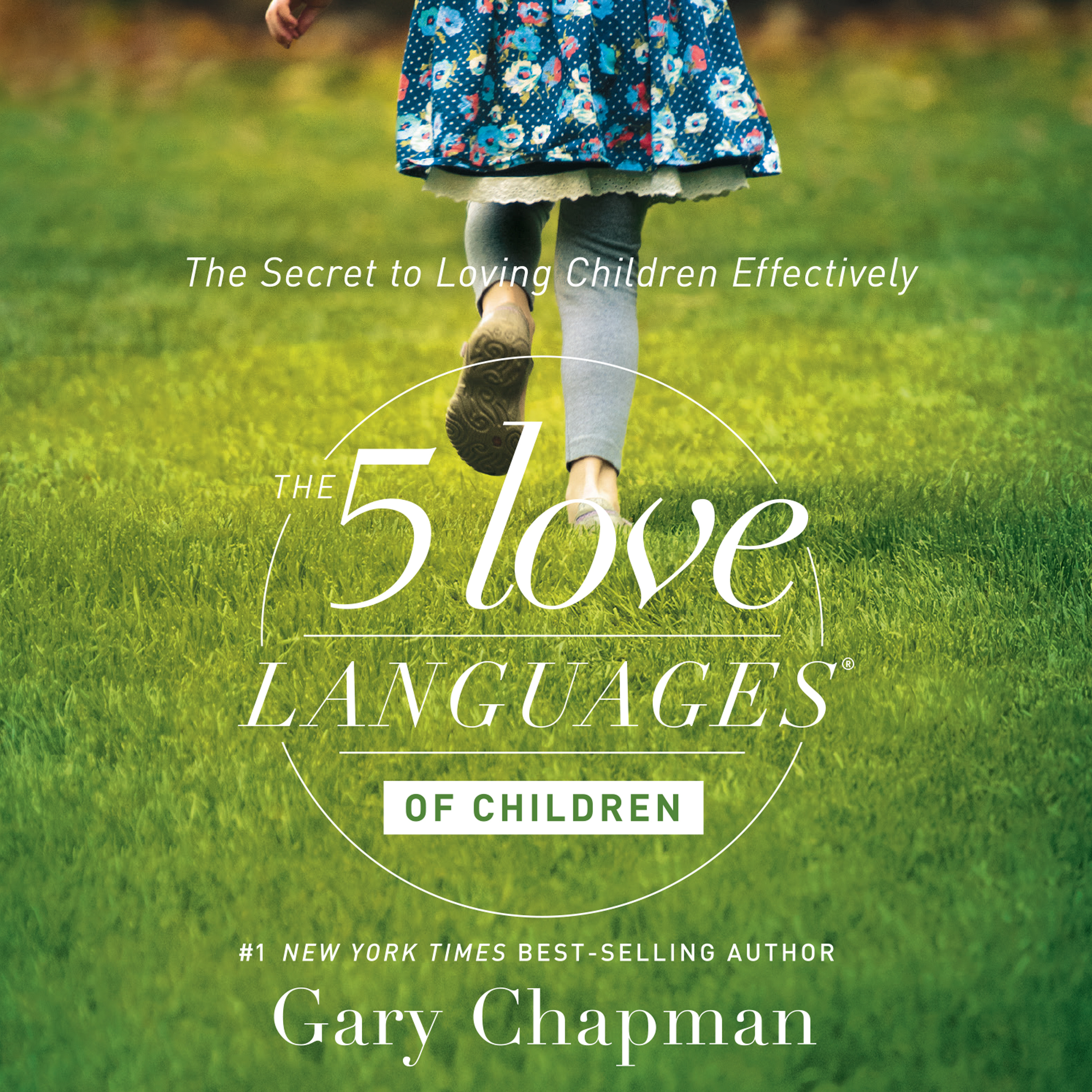 Printable The 5 Love Languages of Children Audiobook Cover Art