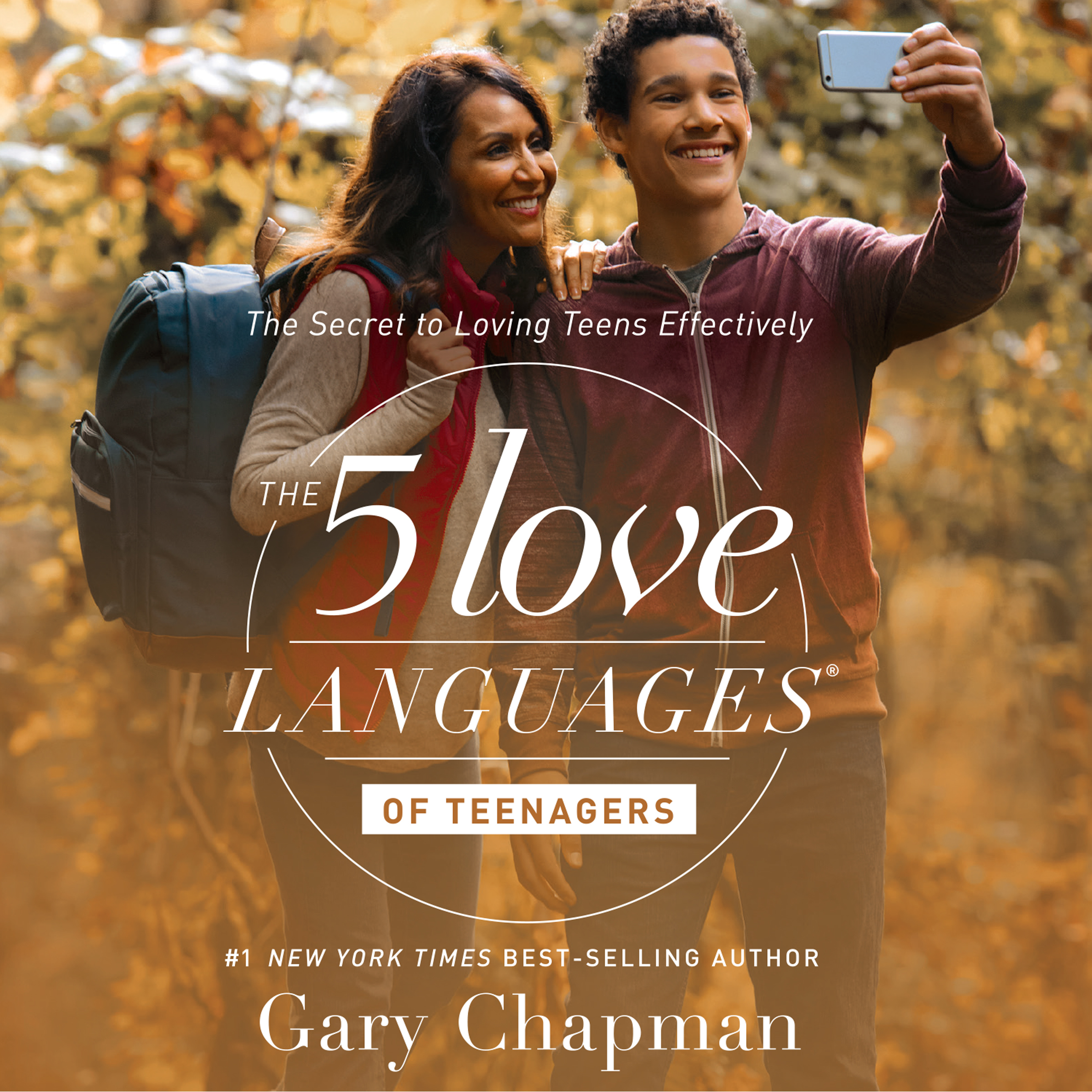 Printable The 5 Love Languages of Teenagers: The Secret to Loving Teens Effectively Audiobook Cover Art