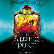 The Sleeping Prince: A Sin Eater's Daughter Novel Audiobook, by Melinda Salisbury