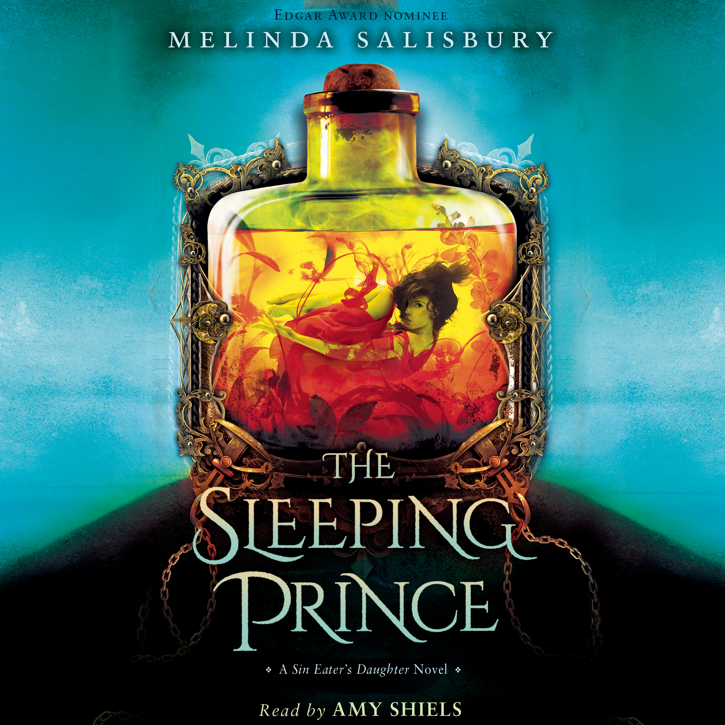 Printable The Sleeping Prince: A Sin Eater's Daughter Novel Audiobook Cover Art