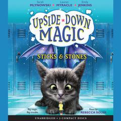 Sticks & Stones Audiobook, by Emily Jenkins, Lauren Myracle, Sarah Mlynowski