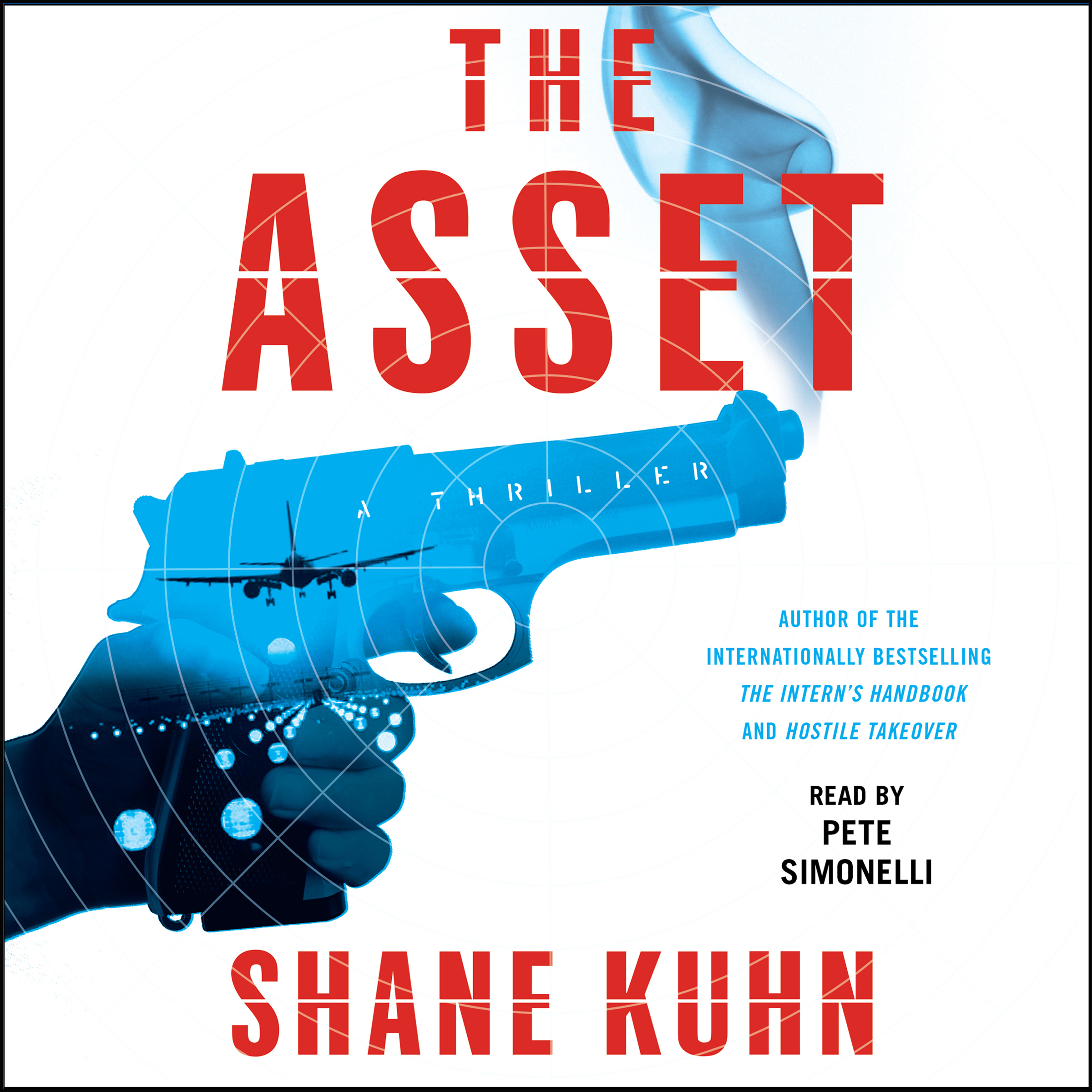 Printable The Asset Audiobook Cover Art