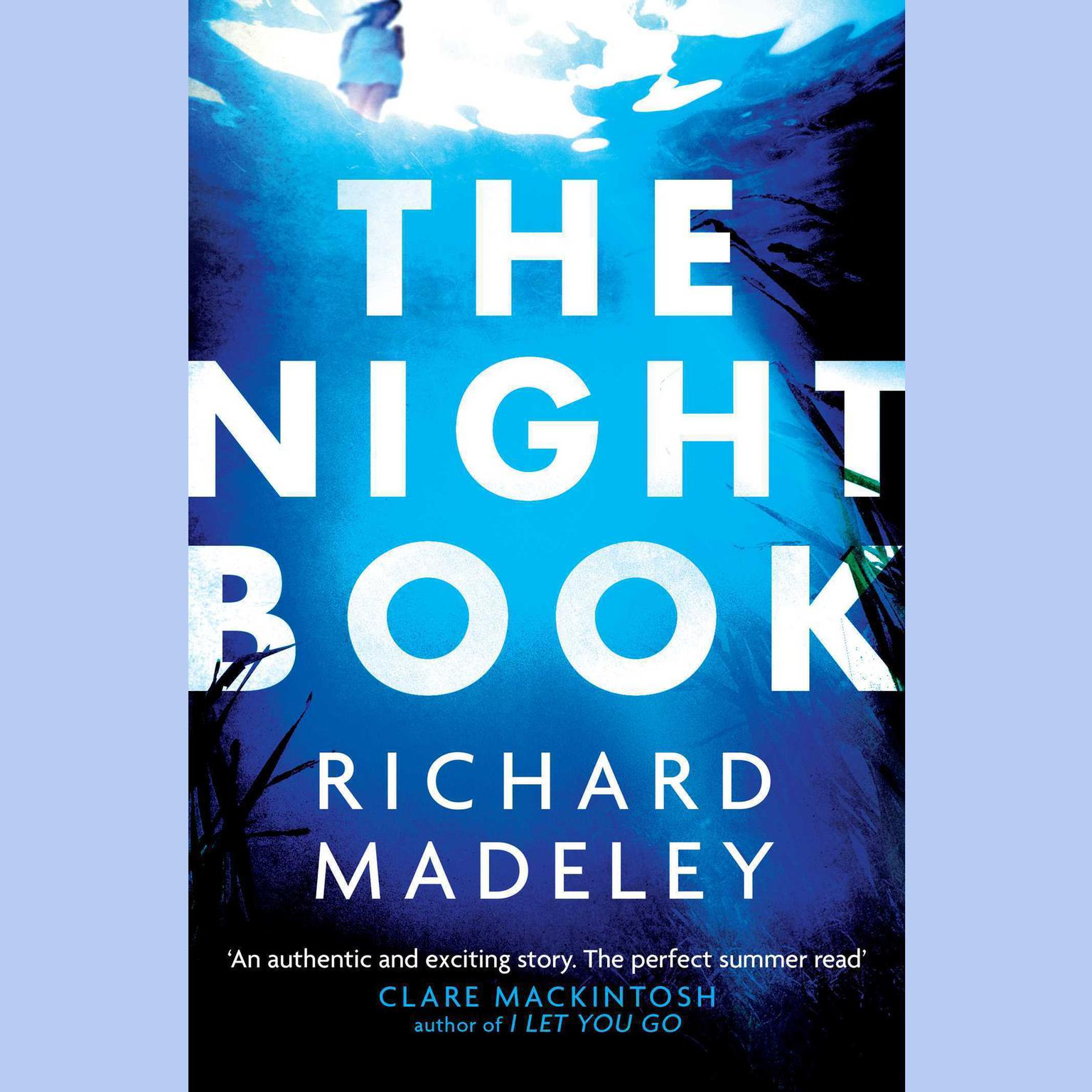Printable The Night Book Audiobook Cover Art