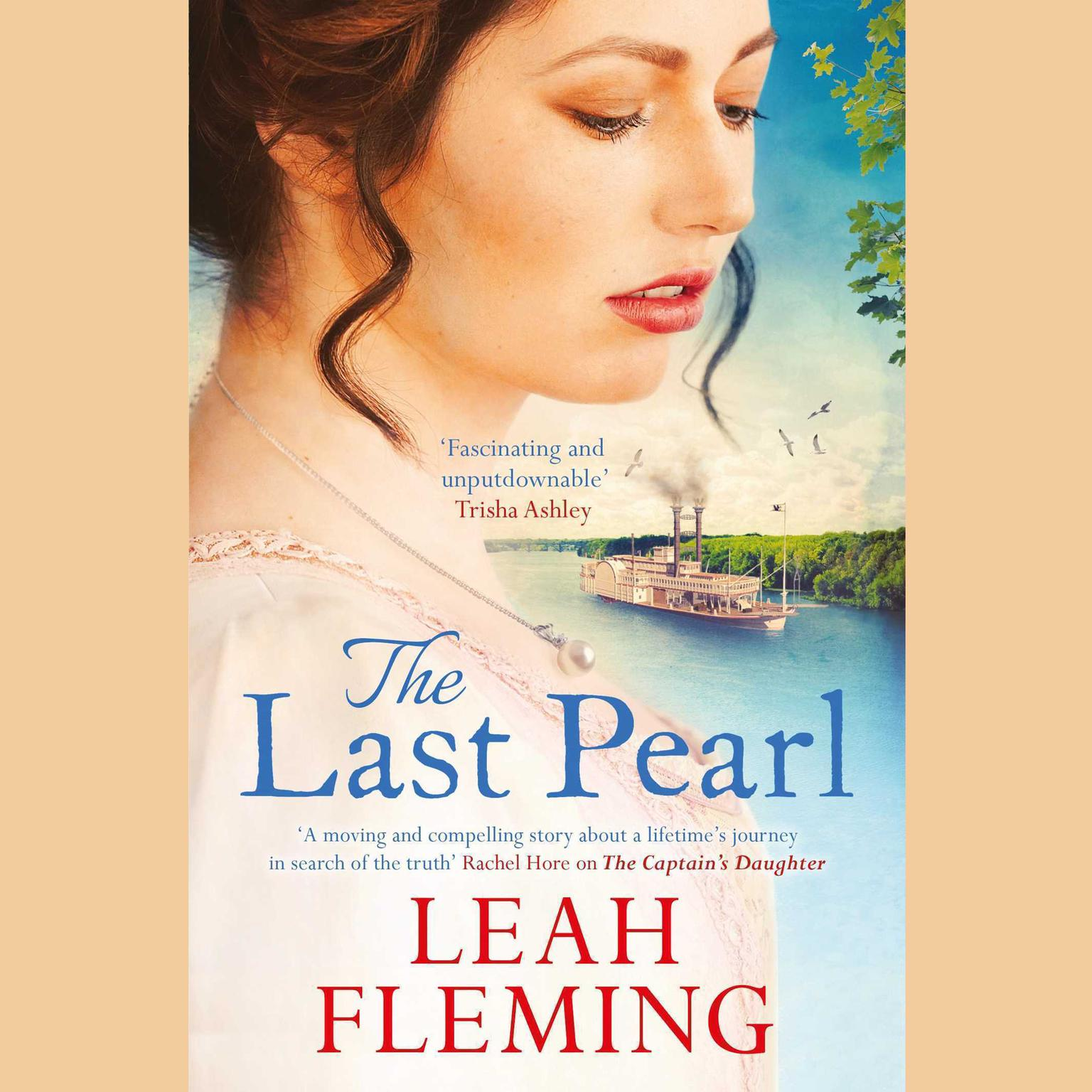 Printable The Last Pearl Audiobook Cover Art