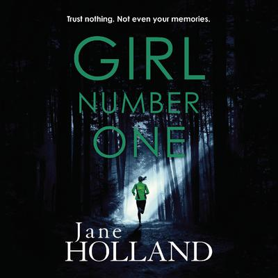 Girl Number One Audiobook, by Jane Holland
