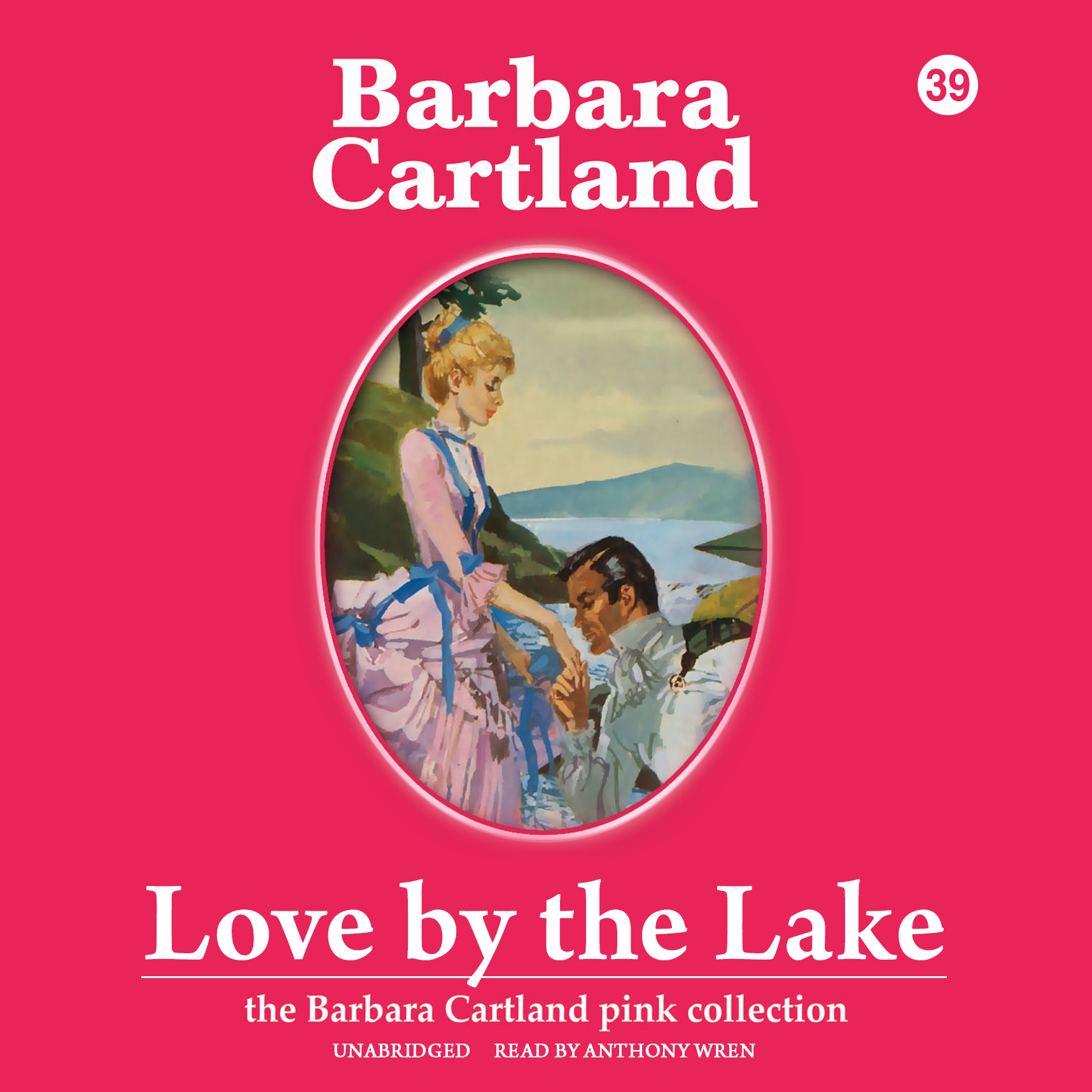 Printable Love by the Lake Audiobook Cover Art