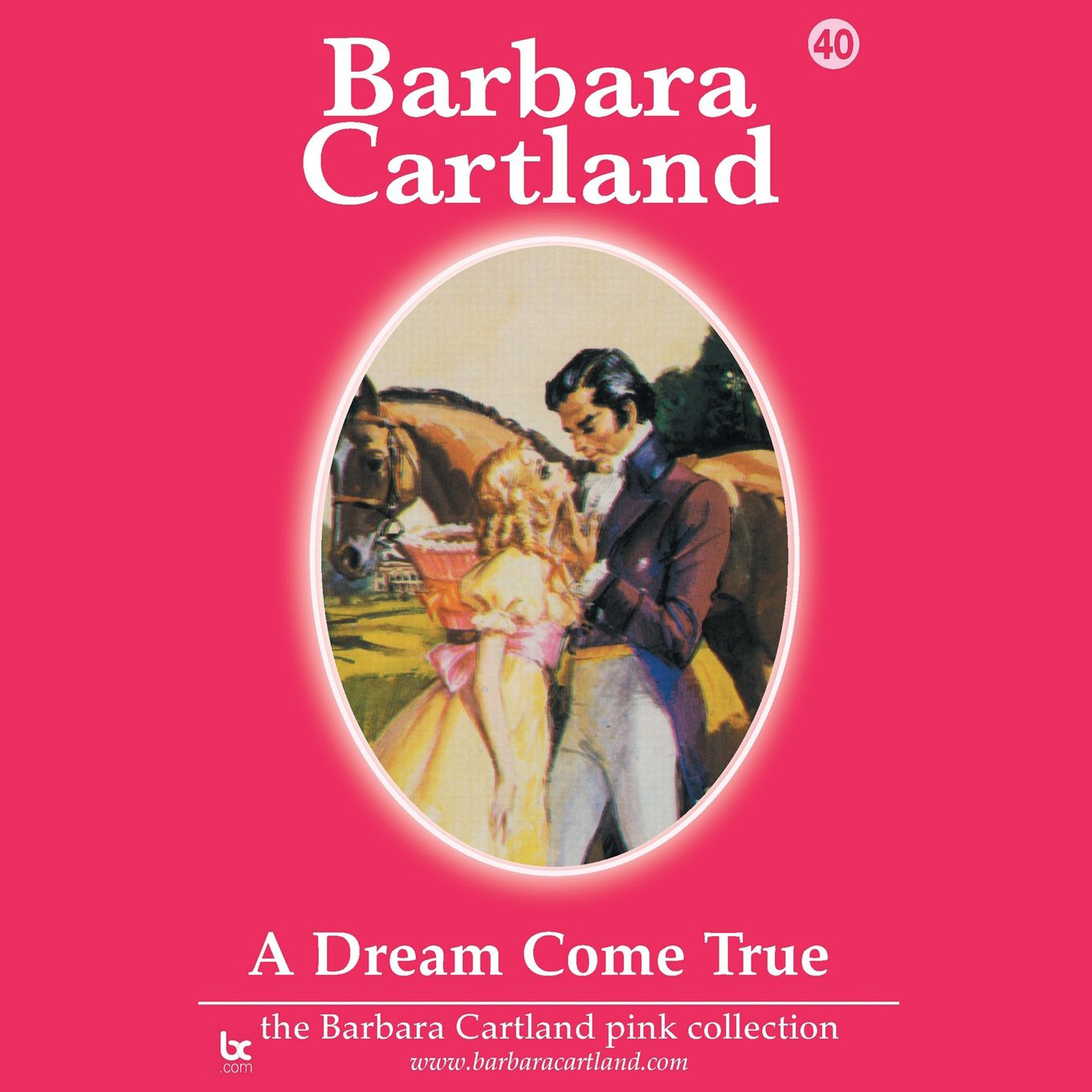 Printable A Dream Come True Audiobook Cover Art