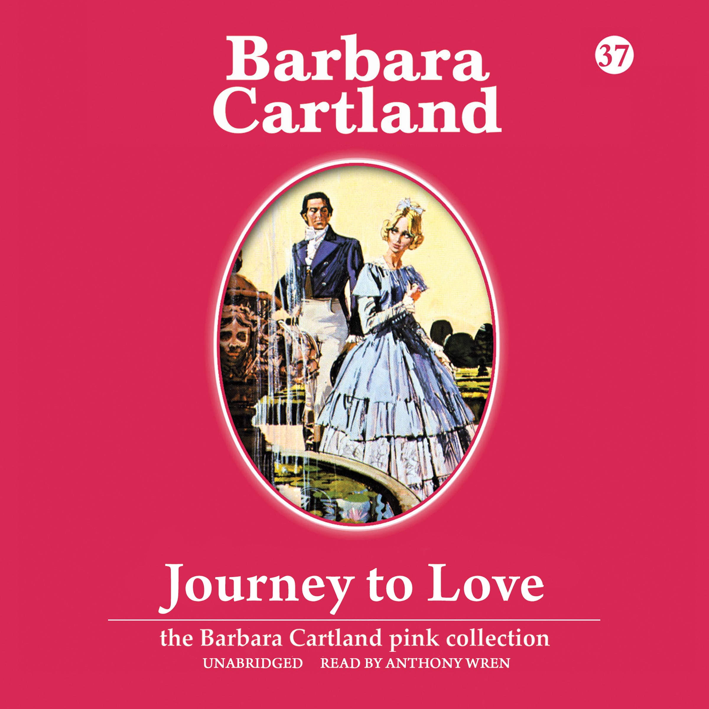 Printable Journey to Love Audiobook Cover Art