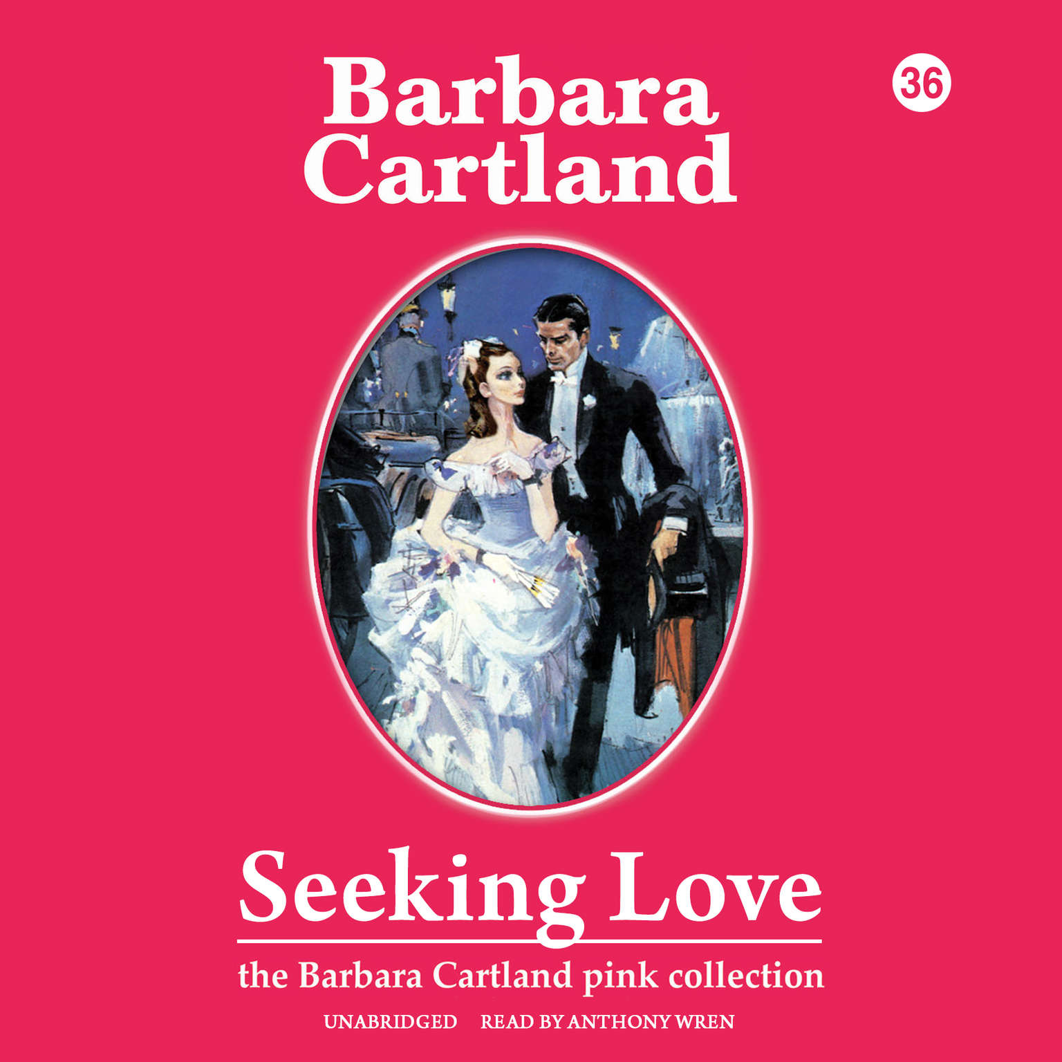 Printable Seeking Love Audiobook Cover Art