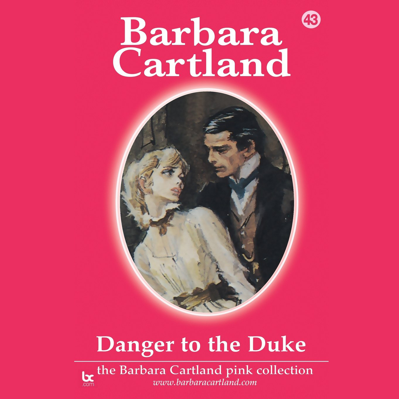 Printable Danger to the Duke Audiobook Cover Art