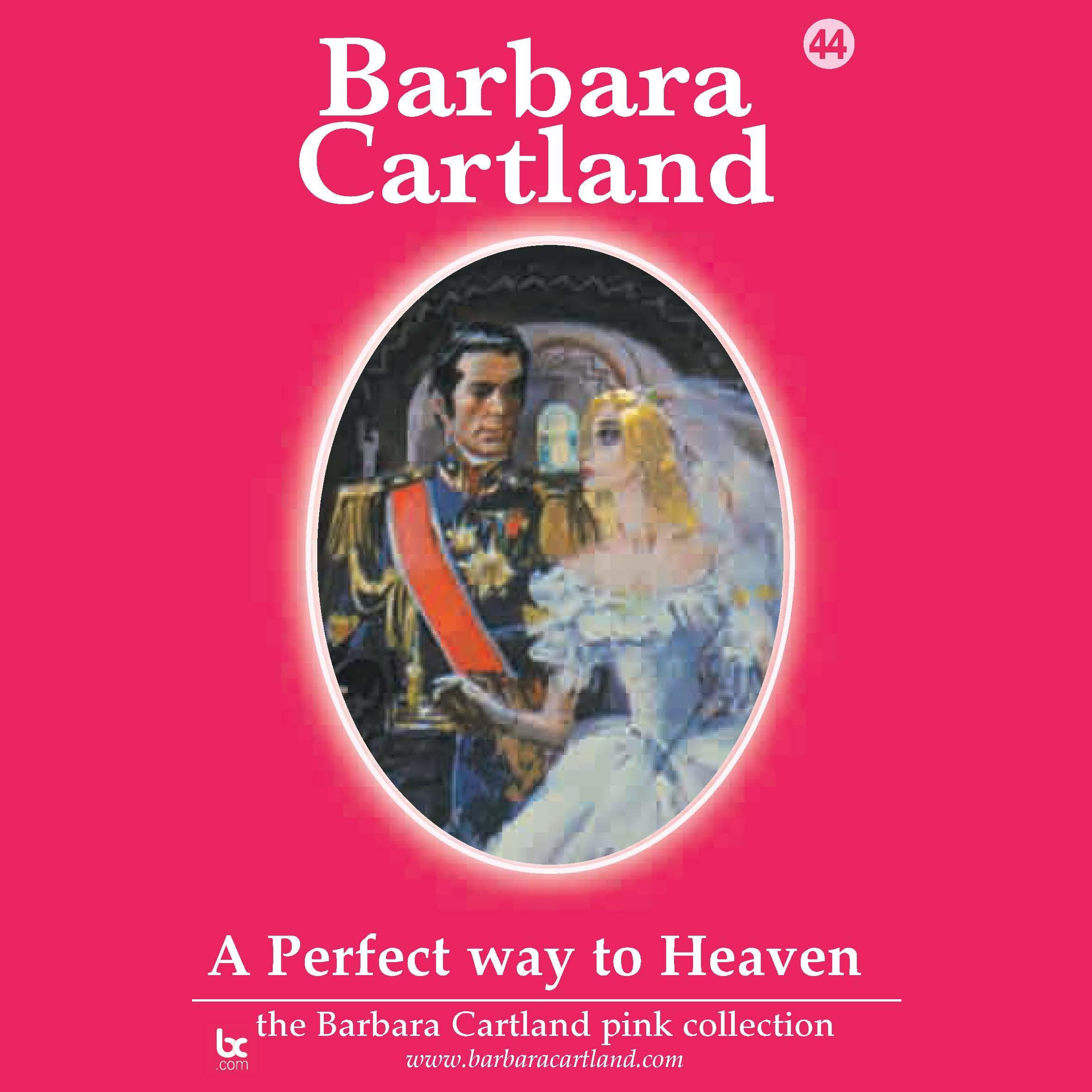 Printable A Perfect Way to Heaven Audiobook Cover Art