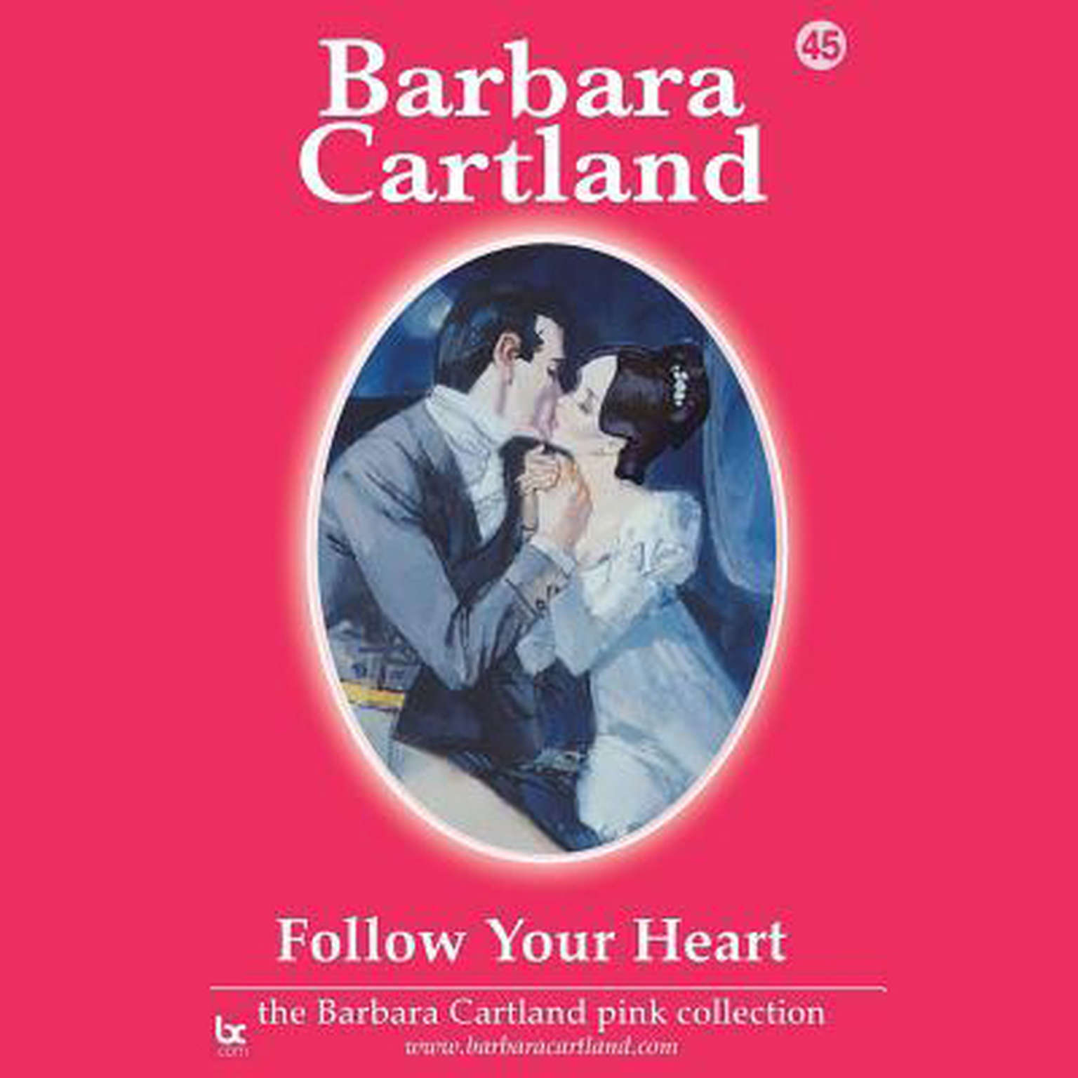 Printable Follow Your Heart Audiobook Cover Art