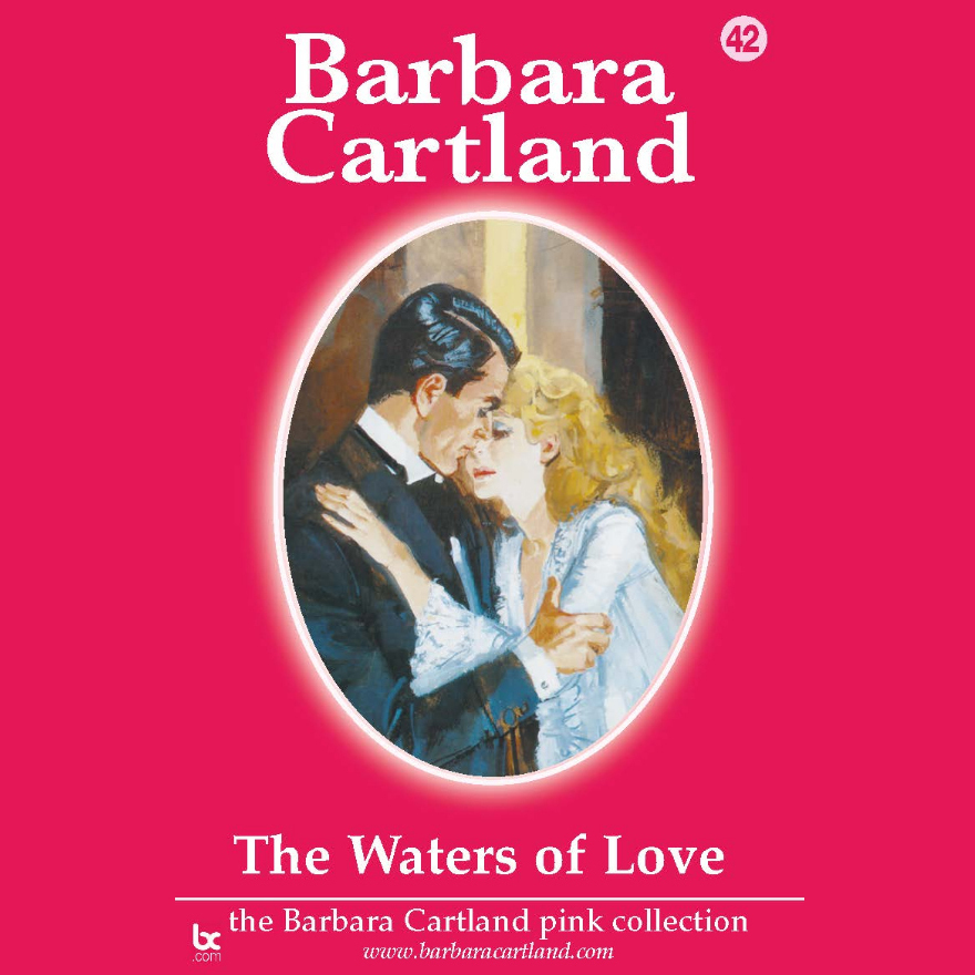 Printable The Waters of Love Audiobook Cover Art