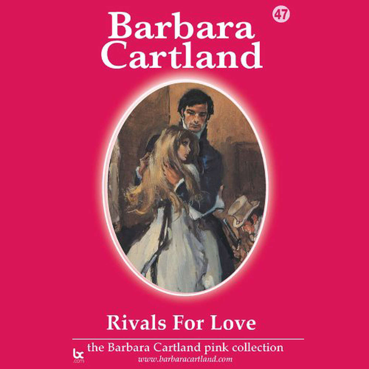 Printable Rivals for Love Audiobook Cover Art