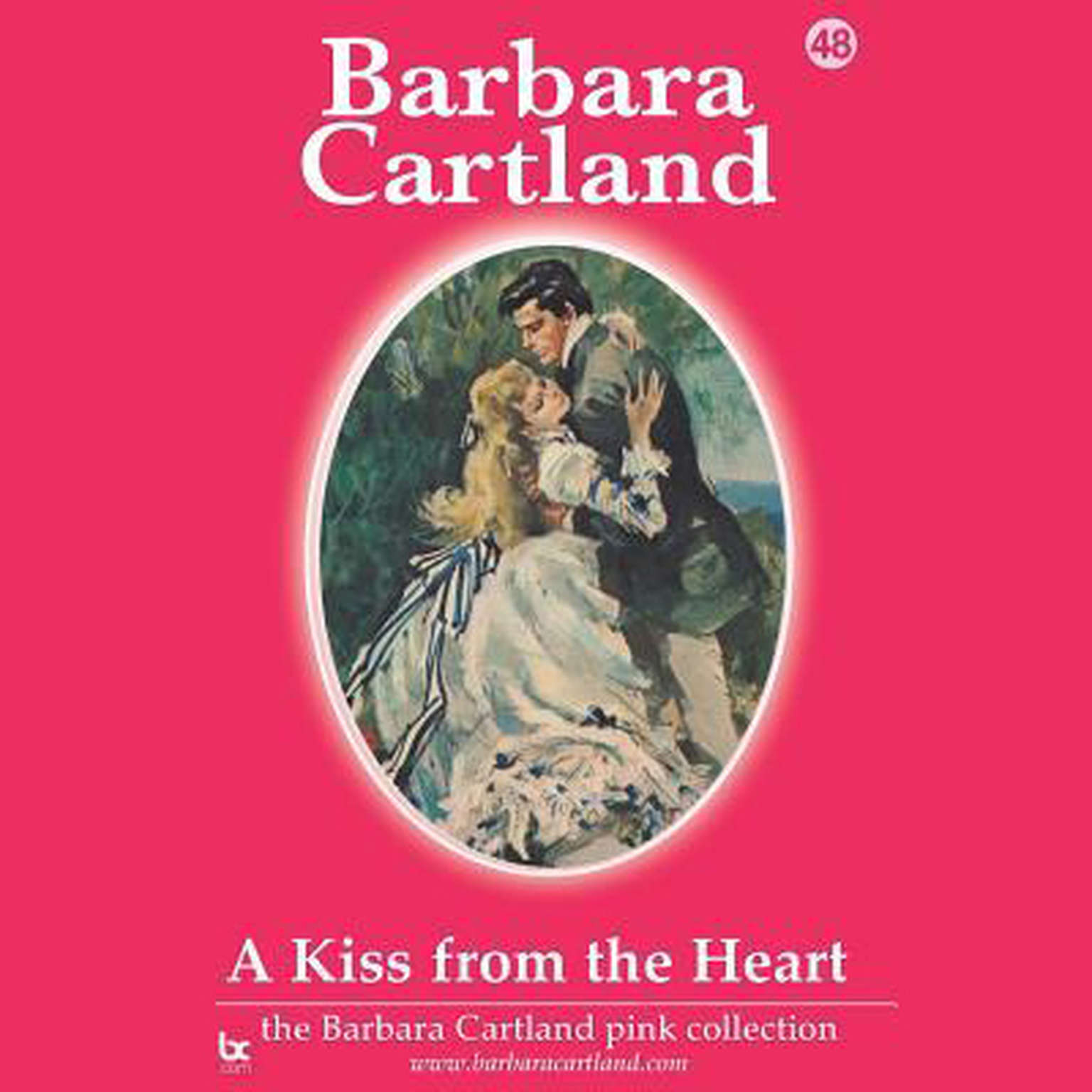 Printable A Kiss from the Heart Audiobook Cover Art