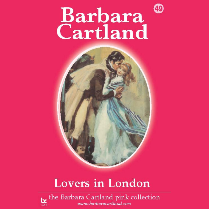 Printable Lovers in London Audiobook Cover Art