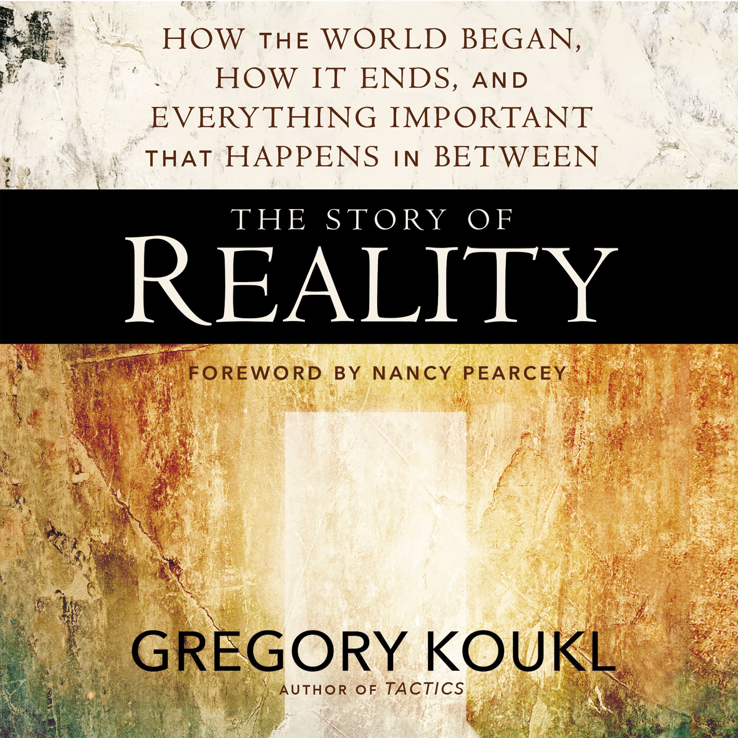 Printable The Story of Reality: How the World Began, How It Ends, and Everything Important that Happens in Between Audiobook Cover Art
