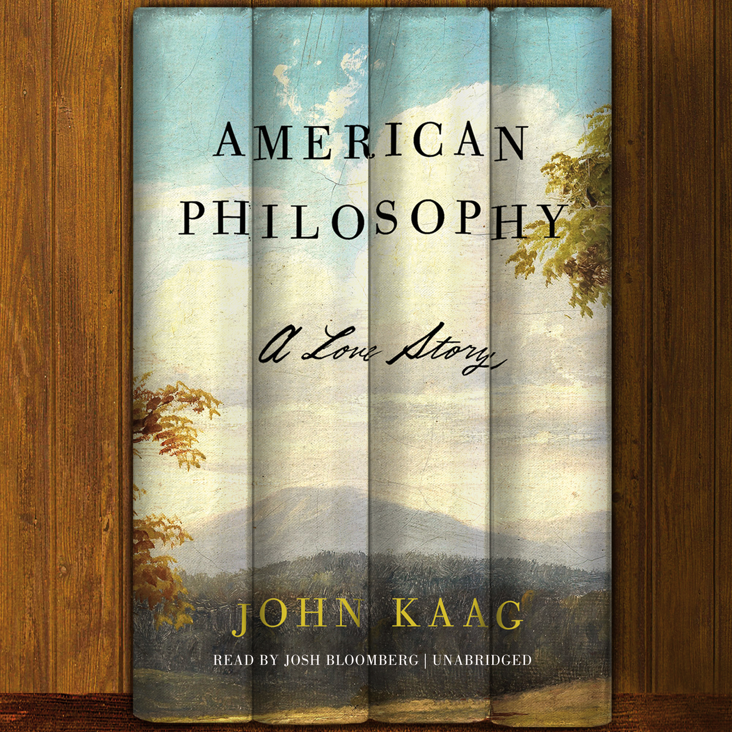 Printable American Philosophy: A Love Story Audiobook Cover Art