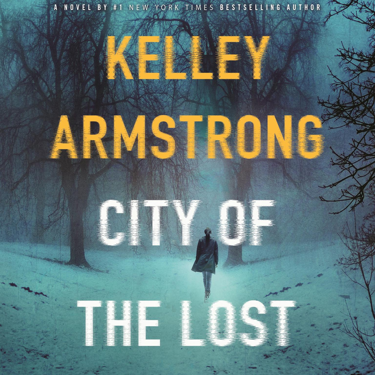 Printable City of the Lost: A Thriller Audiobook Cover Art
