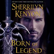 Born of Legend: The League Nemesis Rising Audiobook, by Sherrilyn Kenyon
