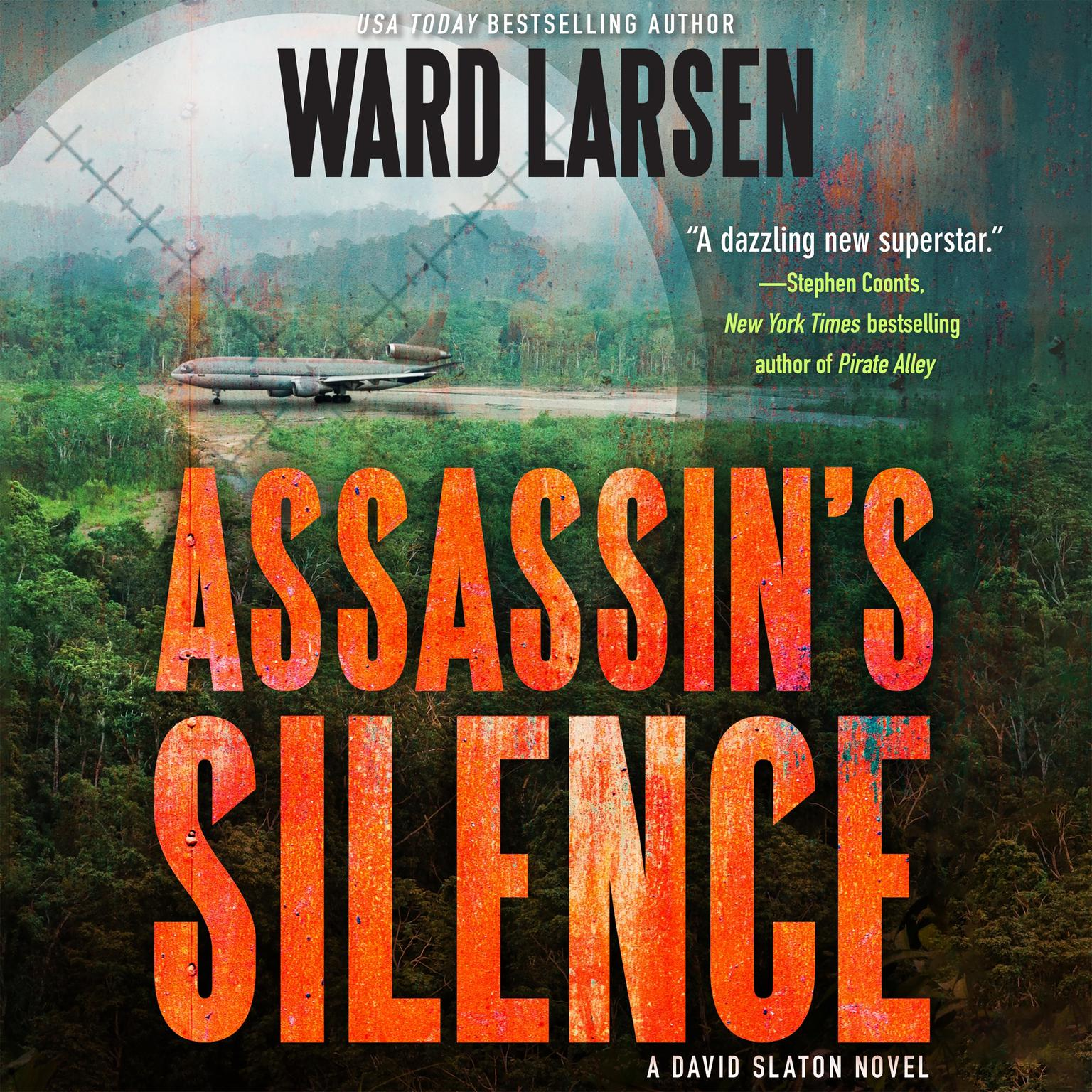 Printable Assassin's Silence: A David Slaton Novel Audiobook Cover Art