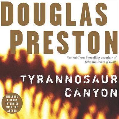Tyrannosaur Canyon Audiobook, by