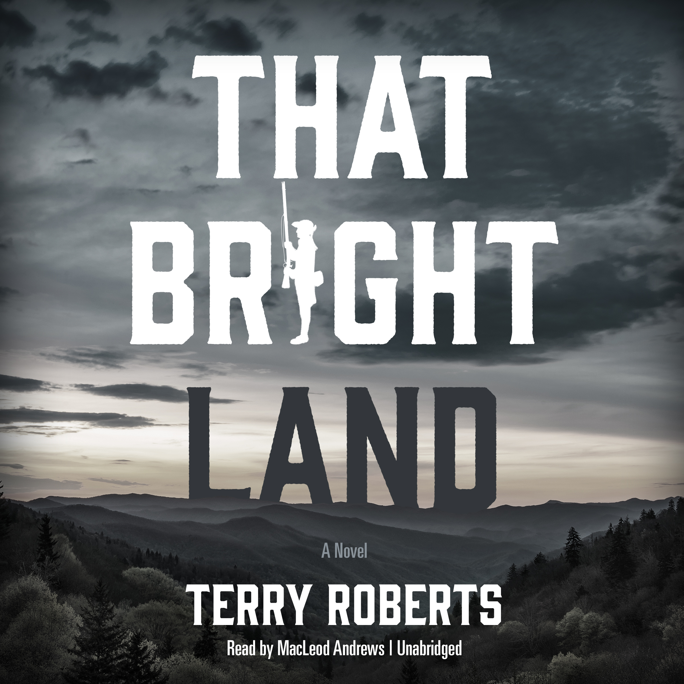 Printable That Bright Land Audiobook Cover Art