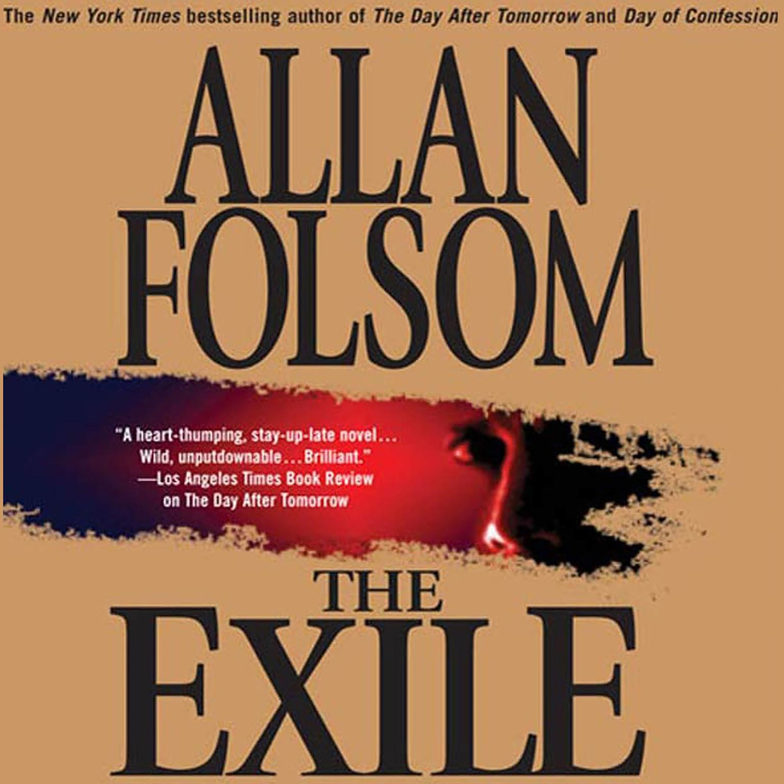Printable The Exile: A Novel Audiobook Cover Art