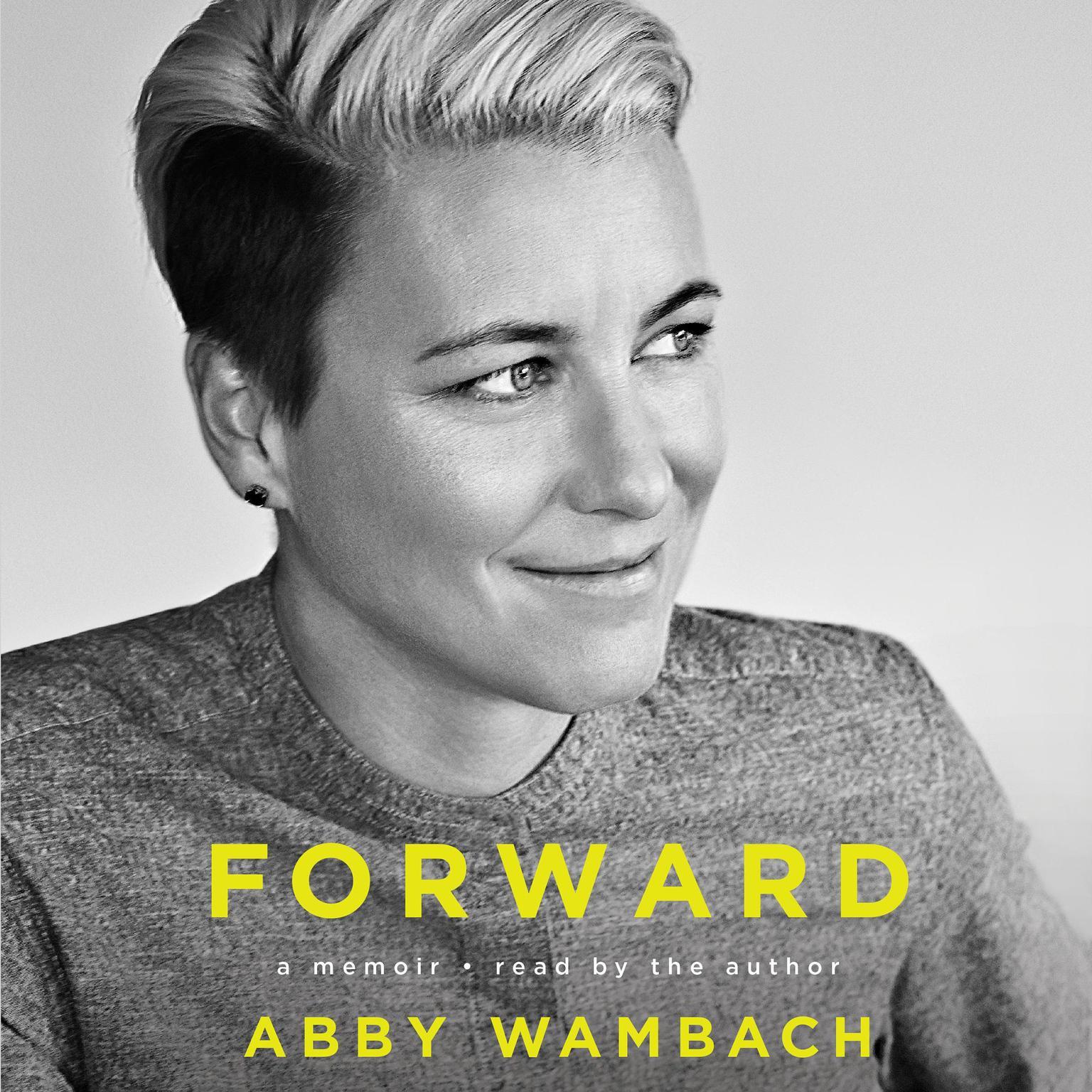 Printable Forward: A Memoir Audiobook Cover Art