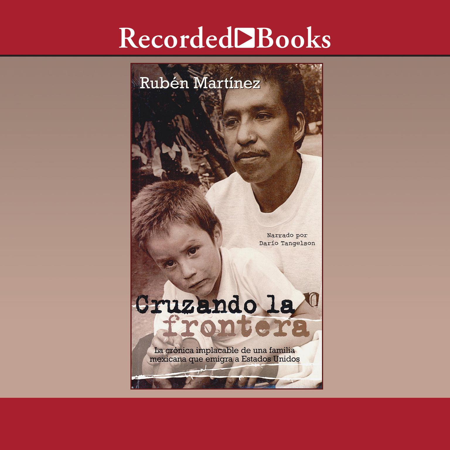 Printable Cruzando la frontera Audiobook Cover Art