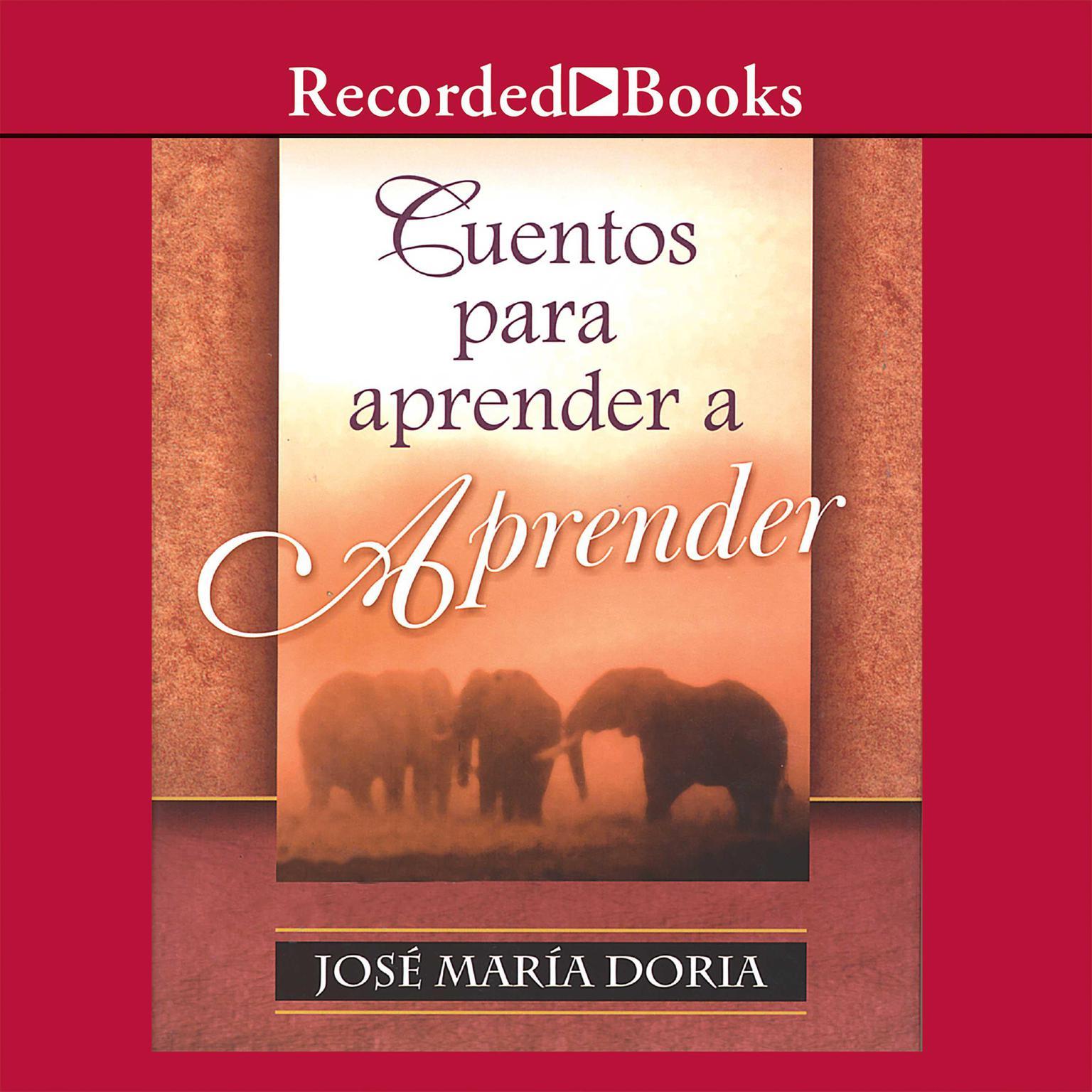 Printable Cuentos para aprender a aprend Audiobook Cover Art