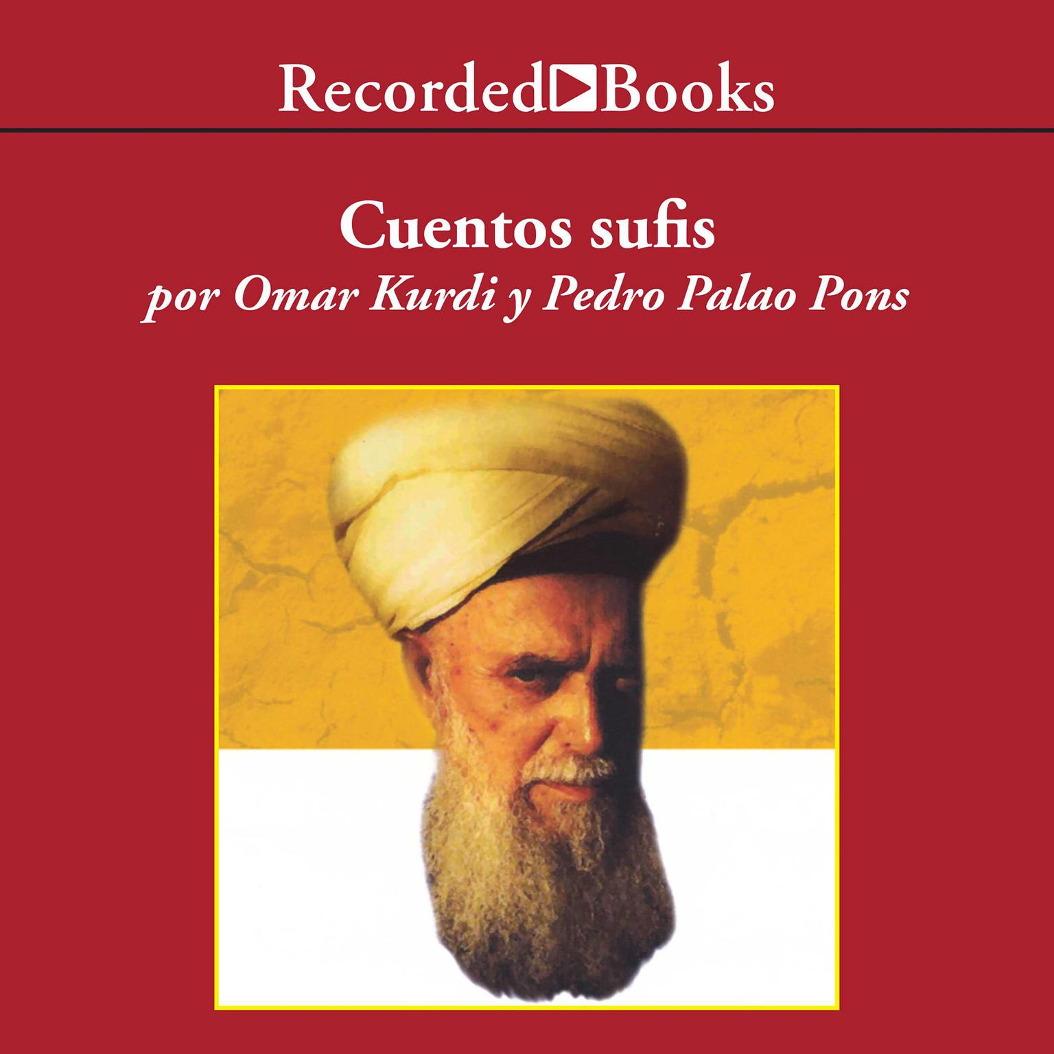 Printable Cuentos Sufis Audiobook Cover Art