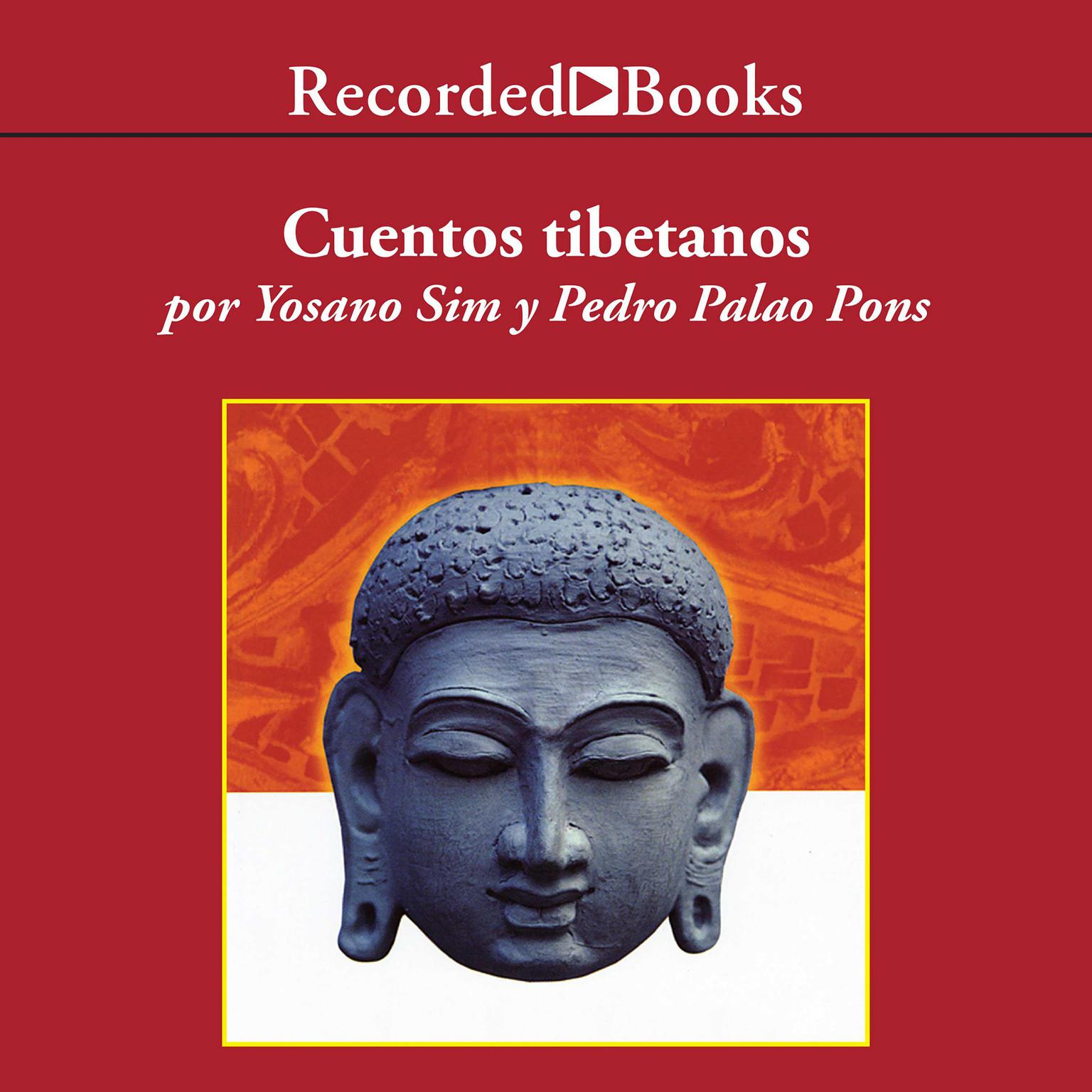 Printable Cuentos tibetanos Audiobook Cover Art