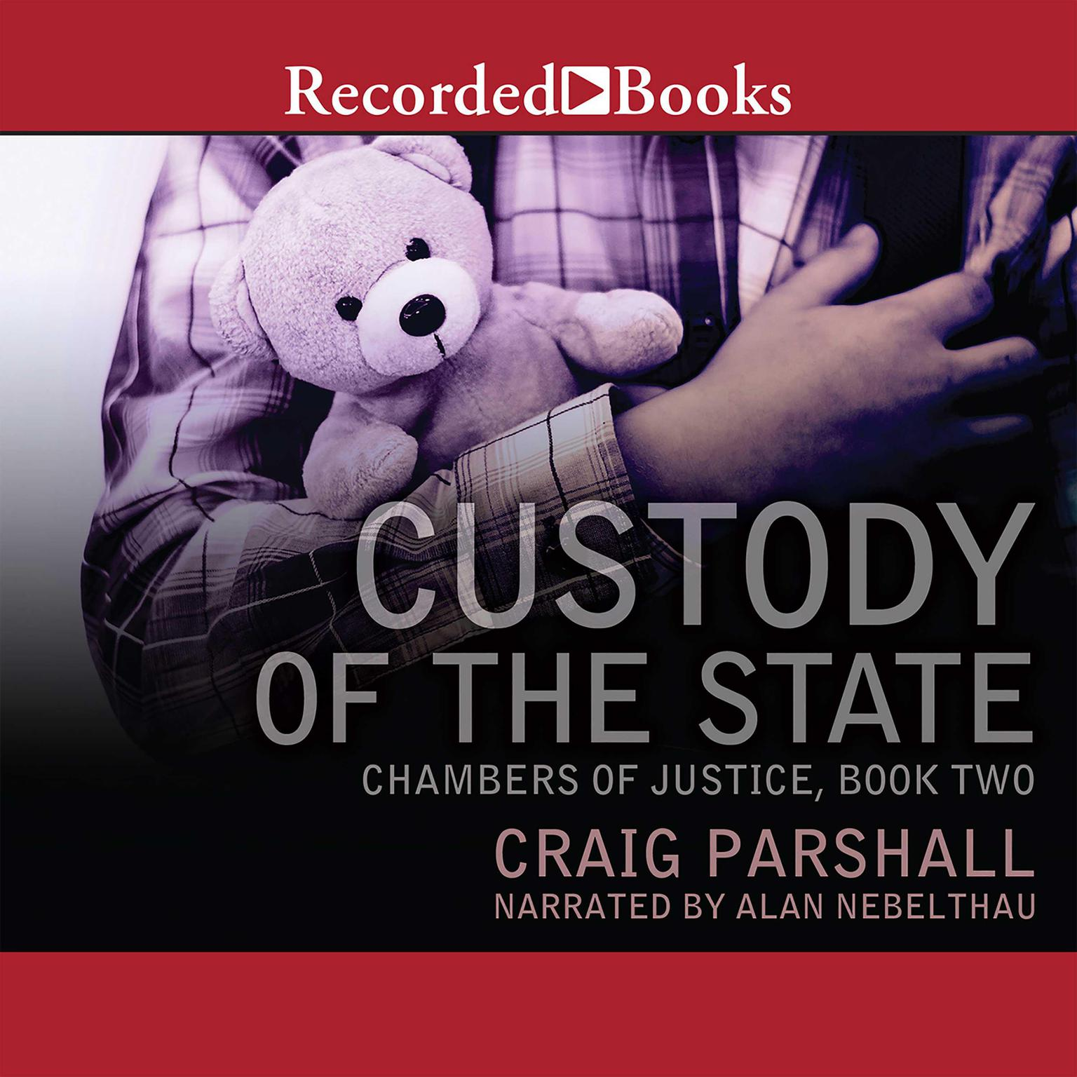 Printable Custody of the State Audiobook Cover Art