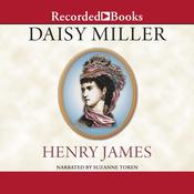 Daisy Miller Audiobook, by Henry James