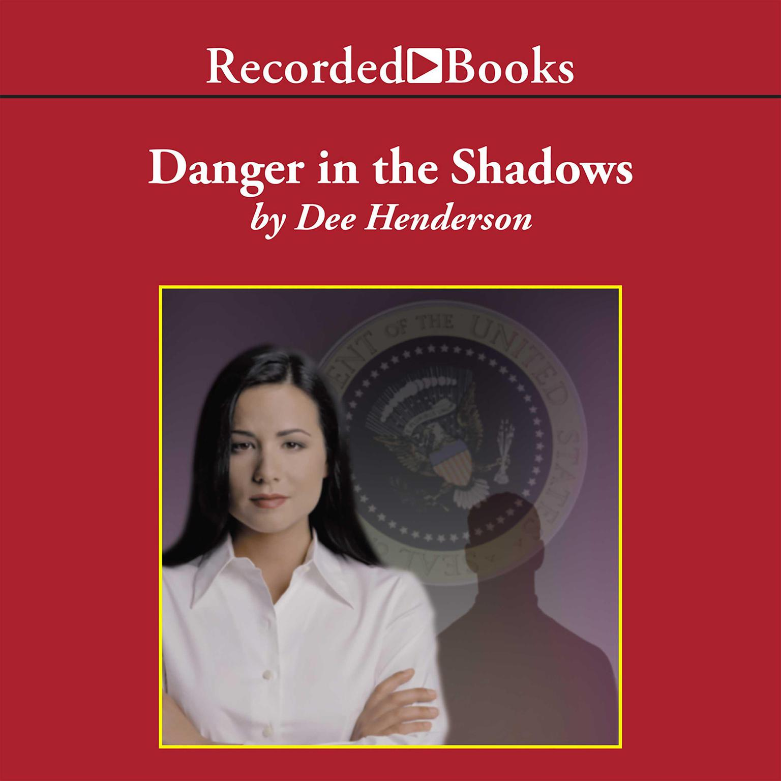 Printable Danger in the Shadows Audiobook Cover Art