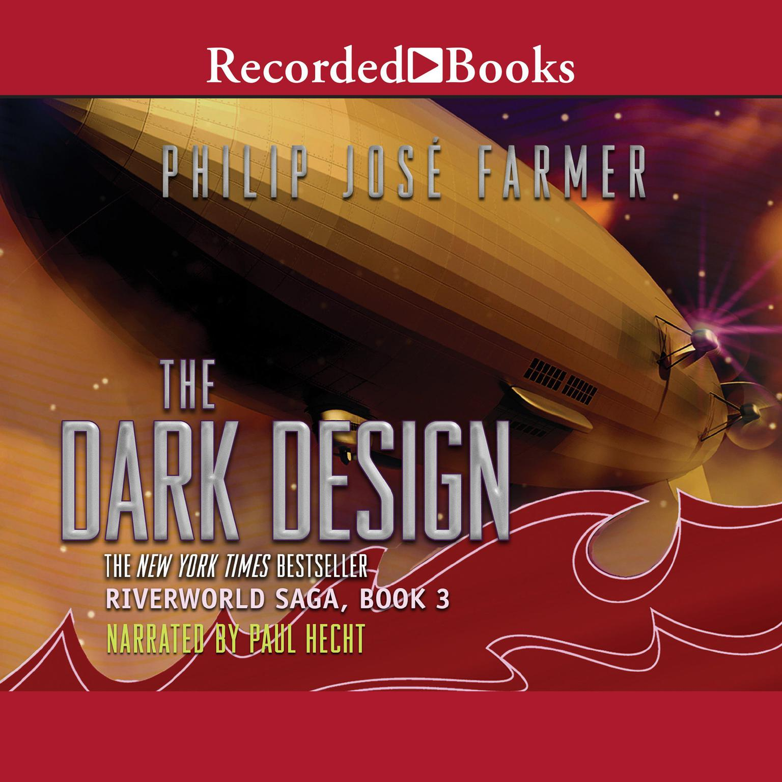 Printable The Dark Design Audiobook Cover Art