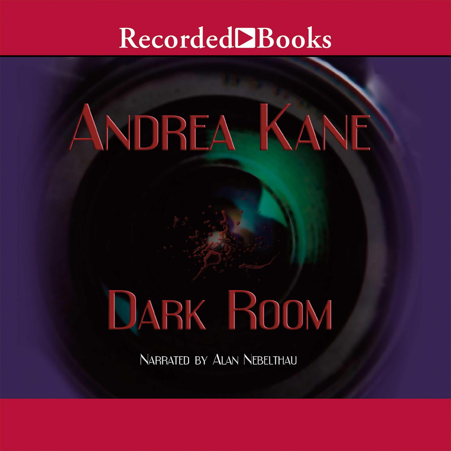 Printable Dark Room Audiobook Cover Art