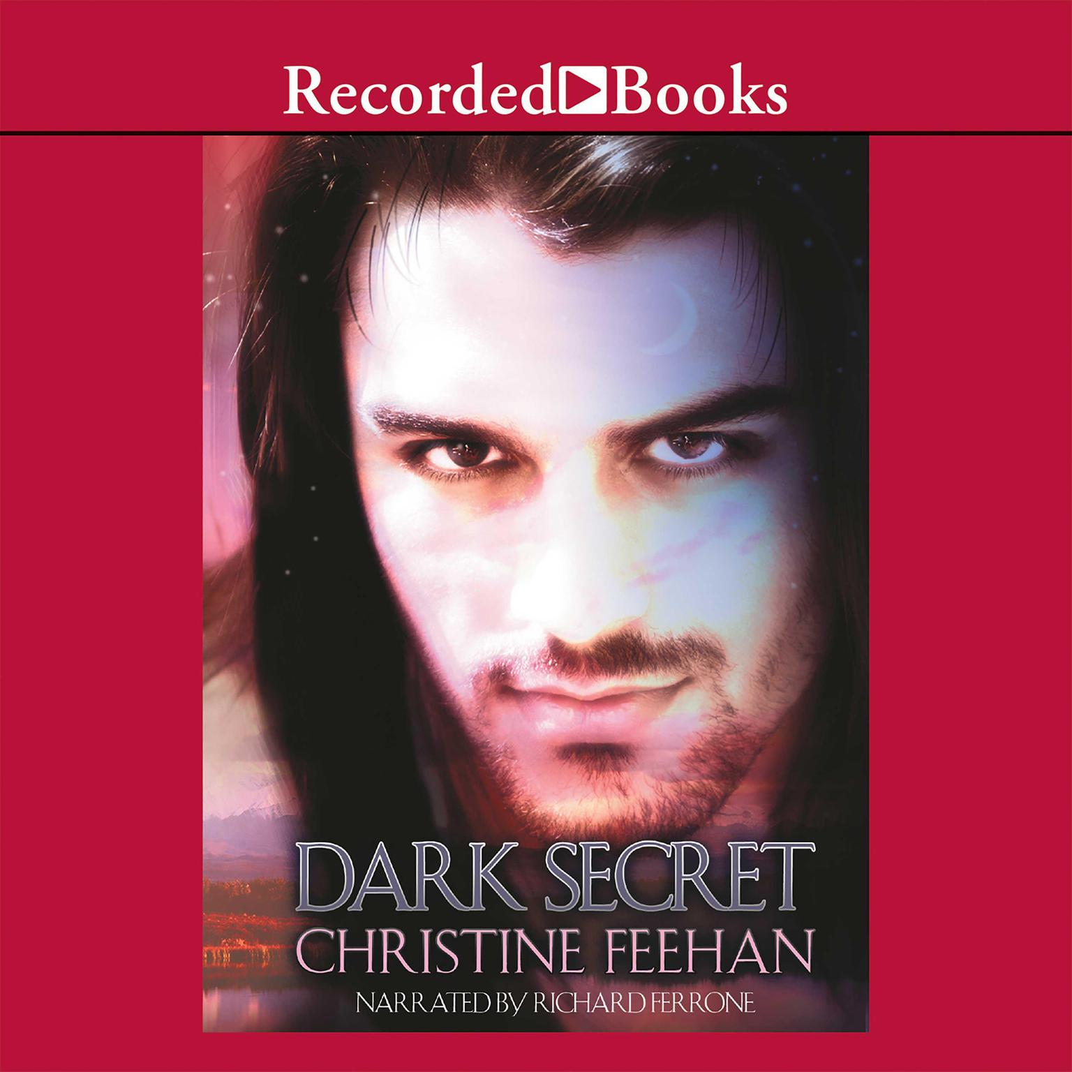 Printable Dark Secret Audiobook Cover Art