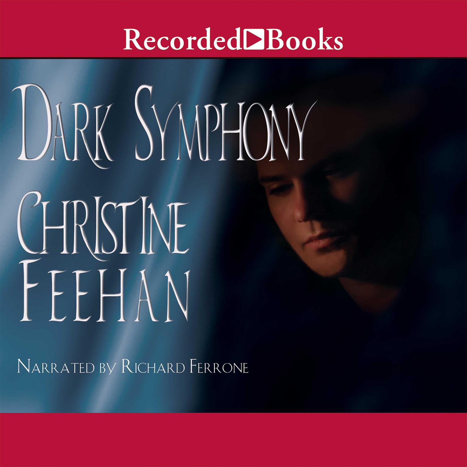 Printable Dark Symphony Audiobook Cover Art