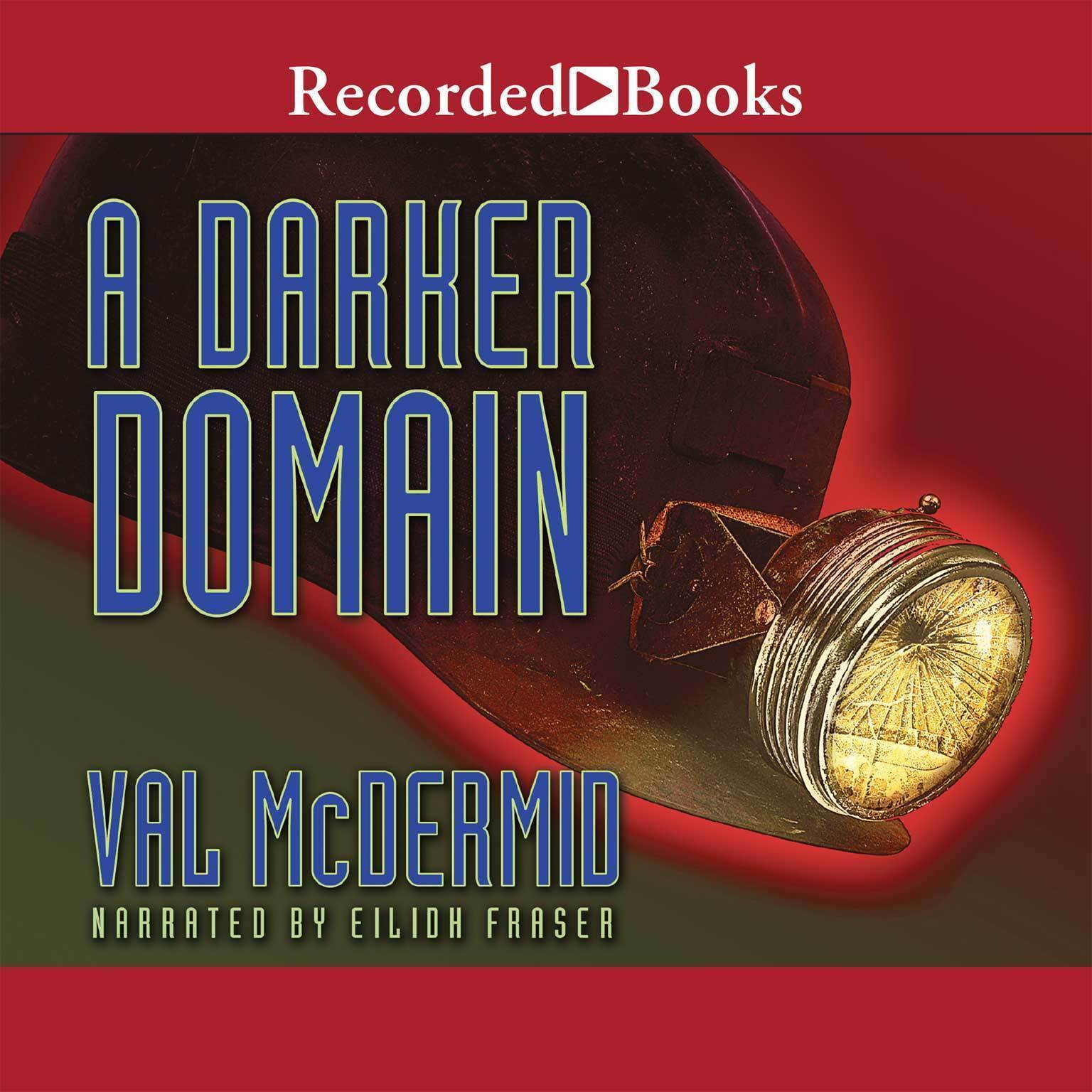 Printable A Darker Domain Audiobook Cover Art