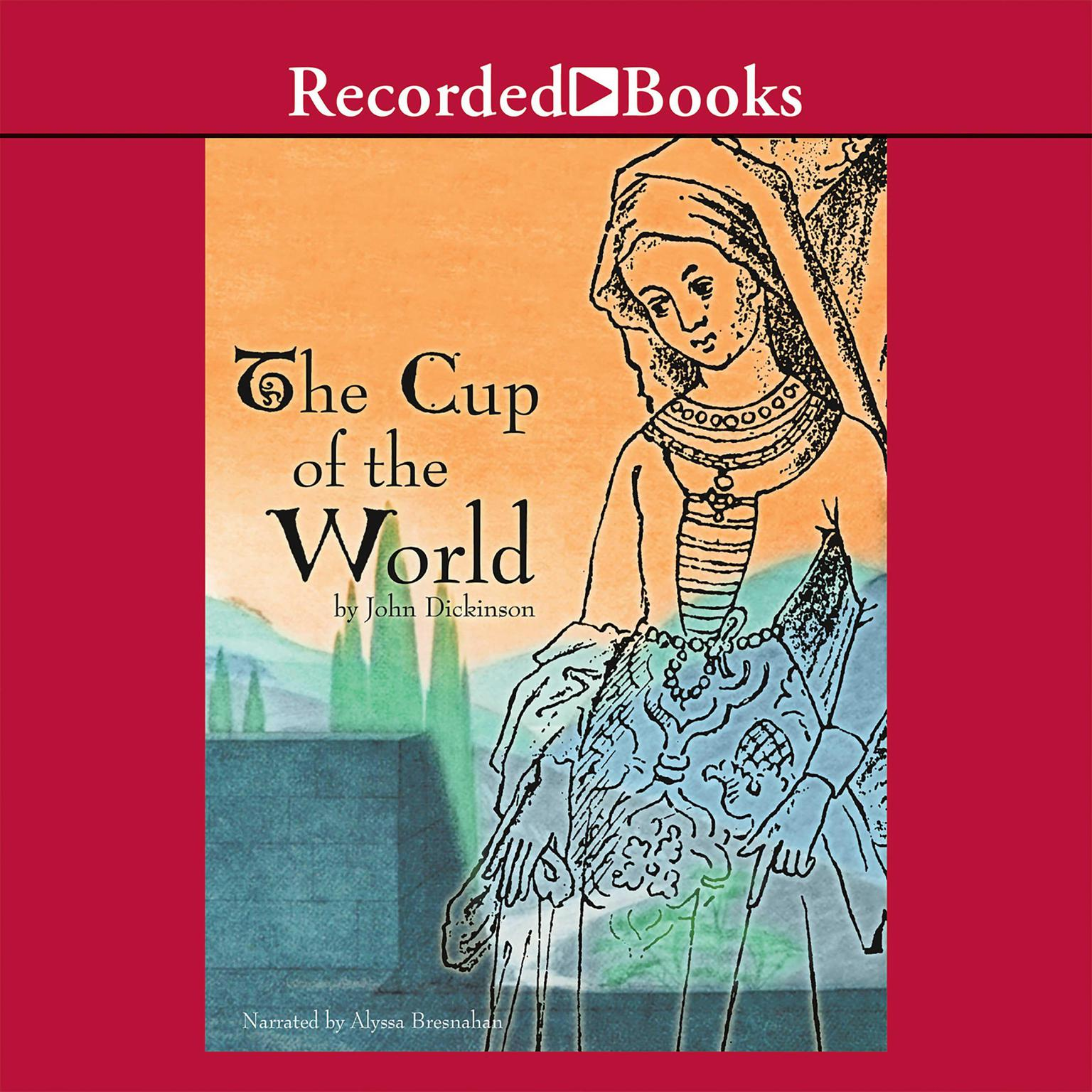 Printable The Cup of the World Audiobook Cover Art