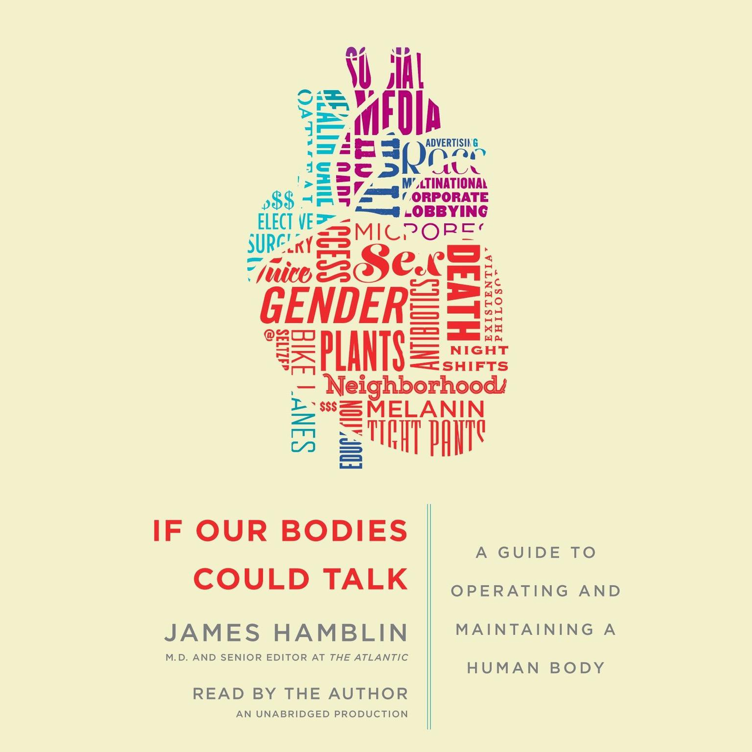 Printable If Our Bodies Could Talk: A Guide to Operating and Maintaining a Human Body Audiobook Cover Art