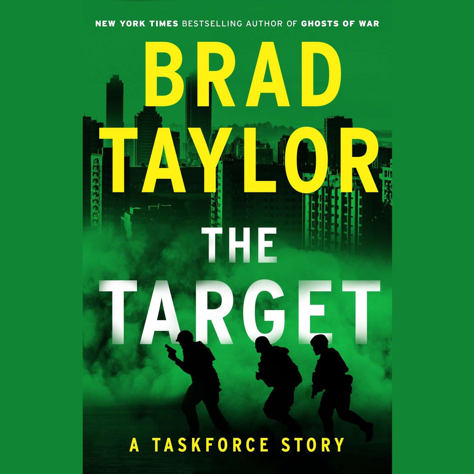 Printable The Target: A Taskforce Story, Featuring an Excerpt from Ring of Fire Audiobook Cover Art